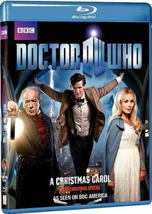 Doctor Who: A Christmas Carol , Michael Gambon