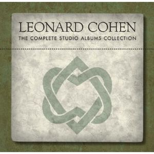 Complete Studio Albums Collection [Import] , Leonard Cohen