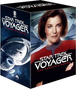Star Trek: Voyager - The Complete Series , Kate Mulgrew