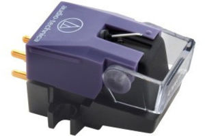 Audio Technica AT440MlB Cartridge /  Microline