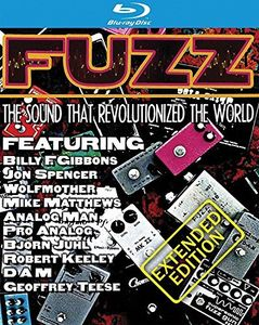 Fuzz: Sound That Changed The World , Billy Gibbons