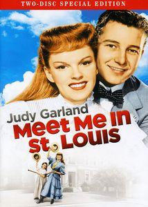 Meet Me in St. Louis , Judy Garland