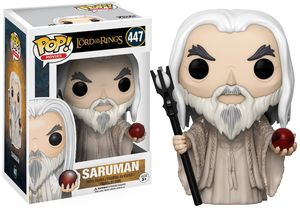 FUNKO POP! MOVIES: Lord Of The Rings/ Hobbit - Saruman