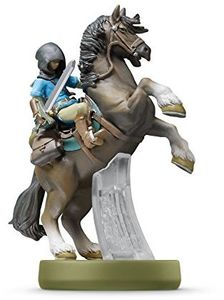 Amiibo: The Legend of Zelda Series - Breath of the Wind: Rider Link