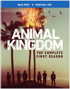Animal Kingdom: The Complete First Season , Ellen Barkin