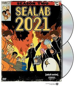 Sealab 2021: Season 2 , Bill Lobley