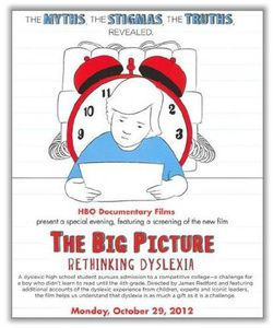 The Big Picture: Rethinking Dyslexia , Cheyne Collins