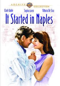 It Started In Naples , Marietto Paolo Carlini