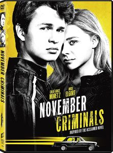 November Criminals , Ansel Elgort
