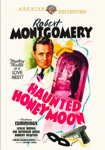 Haunted Honeymoon , Robert Montgomery