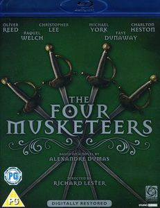 Four Musketeers (1974) [Import] , Frank Finlay