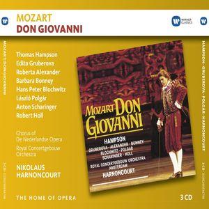 Don Giovanni , Nikolaus  Harnoncourt