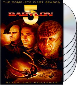 Babylon 5: The Complete First Season: Signs & Portents , Andreas Katsulas