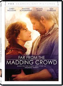 Far From the Madding Crowd , Carey Mulligan