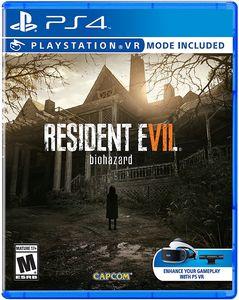 Resident Evil 7: Biohazard for PlayStation 4