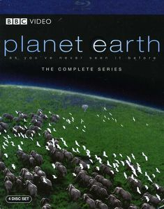 Planet Earth: The Complete Series , David Attenborough