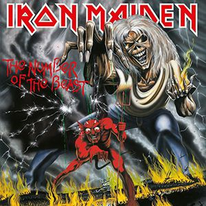 Number of the Beast [Import] , Iron Maiden