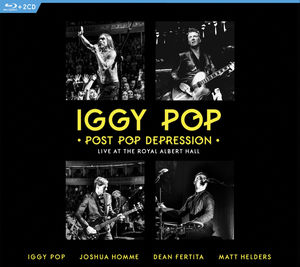 Post Pop Depression Live At The Royal Albert Hall , Iggy Pop
