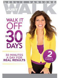 Walk It Off in 30 Days , Leslie Sansone