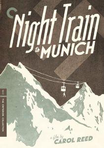 Night Train to Munich (Criterion Collection) , Paul Henreid