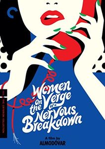 Criterion Collection: Women On The Verge Of A Nervous Breakdown , Antonio Banderas