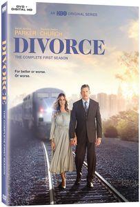 Divorce: The Complete First Season , Thomas Haden Church