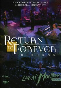 Live at Montreux 2008 , Return to Forever