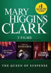 Mary Higgins Clark: 3 Films , Gabrielle Anwar