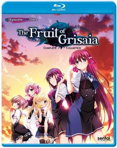 Fruit of Grisaia: Complete Collection