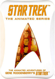 Star Trek: The Animated Series , Majel Barrett