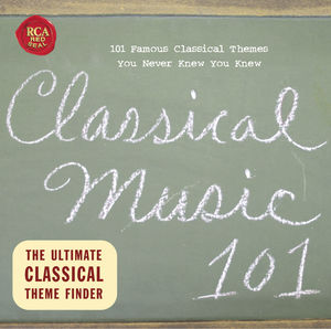 Classical Music 101 /  Various , Various Artists