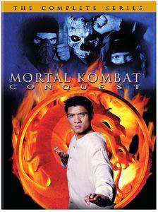 Mortal Kombat: Conquest , Paolo Montalban