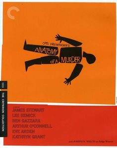 Anatomy of a Murder (Criterion Collection) , Arthur O'Connell