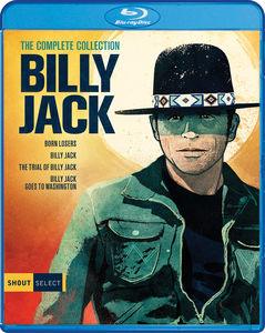Billy Jack: The Complete Collection , Donald Henderson