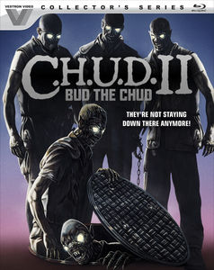 C.H.U.D II: Bud the Chud (Vestron Video Collector's Series) , Brian Robbins