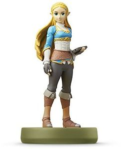 Amiibo: The Legend of Zelda Series - Breath of the Wind: Zelda