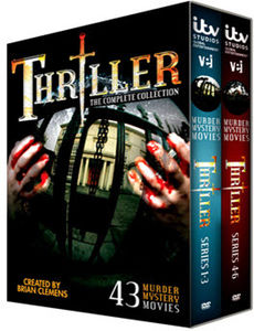 Thriller: The Complete Collection , Alun Armstrong