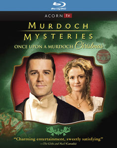 Murdoch Mysteries: Once Upon A Murdoch Christmas , Yannick Bisson