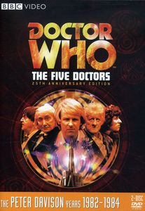 Doctor Who: Five Doctors , William Hartnell