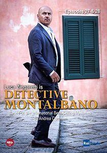 Detective Montalbano: 27 & 28 With Montalbano & Me: Andrea Camilleri , Luca Zingaretti