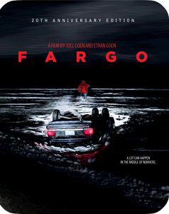 Fargo 20th Anniversary Edition , William H. Macy