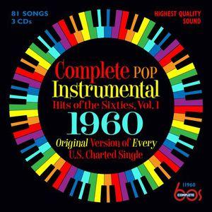 Complete Pop Instrumental Hits of Sixties 1 /  Various , Various Artists