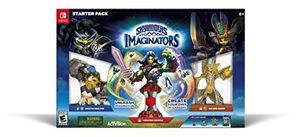 Skylanders Imaginators Strater Pack for Nintendo Switch