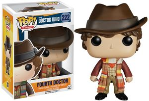 FUNKO POP! TELEVISION: Doctor Who - Fourth Doctor
