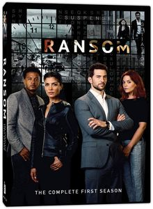 Ransom: Season One , Tom Barnett