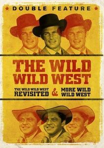 The Wild Wild West Double Feature: The Wild Wild West Revisited /  More Wild Wild West , Rene Auberjonois