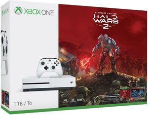 Microsoft Xbox One 1TB Console - Halo Wars 2 Bundle