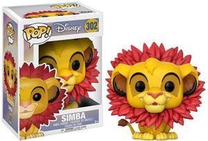 FUNKO POP! DISNEY: Lion King - Simba (Leaf Mane)