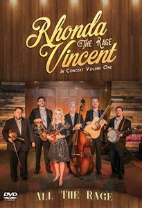 All The Rage - Volume One , Rhonda Vincent & the Rage