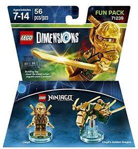 LEGO Dimensions: Fun Pack - LEGO Ninjago: Lloyd